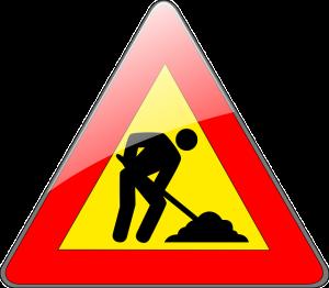 imagen simbolo de construccion